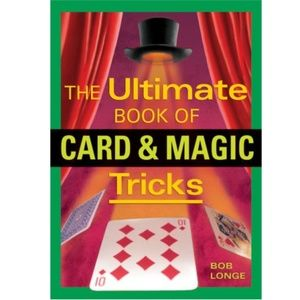 Other - The Ultimate Book of Card & Magic Tricks BRAND NEW